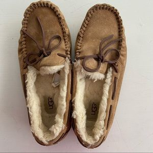 UGG women's moccasin slippers